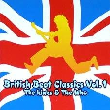 BRITISH BEAT CLASSICS Vol.1 / VARIOUS ARTISTS